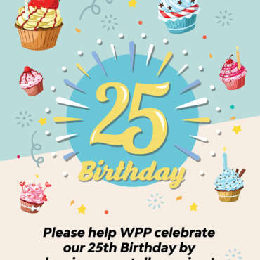 Happy 25th Birthday WPP!
