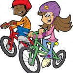 Back to school… new crayons, new backpacks, the yellow school bus, the crossing guard, scooters, bikers!