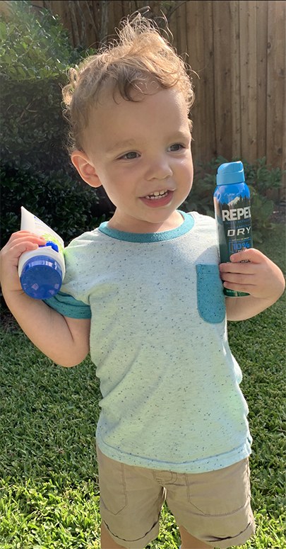 Summertime tips – Sunscreen and Bug Spray